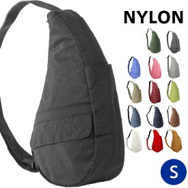 【クーポンで全品15%オフ】 Healthy Backbag ヘルシーバックバッグ アメリバッグ S ナイロン AmeriBag ボディーバッグ 送料無料 ショルダーバッグ Distressed Nylon