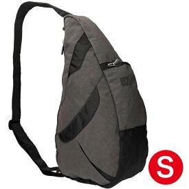 Healthy Backbag ヘルシーバックバッグ アメリバッグ S ナイロン TRAVELER with RFID AmeriBag ボディーバッグ ショルダーバッグ Nylon 旅行用バッグ