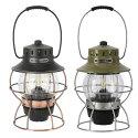実用的で創造性のある製品を生み出すBAREBONESベアボーンズリビングのランタン!レイルロードLED電球使用でバッテリー搭載の充電タイプ