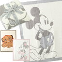 ベアフットドリームス ディズニー ブランケット ミッキーマウス ミニーマウス ベビー ベビーブランケット [ DNBCC1026 DNBCC1027 ] DISNEY MICKEY MOUSE ブラン