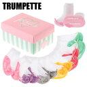 【在庫一掃アイテム!】 Trumpette / トランペット ソックス 靴下 PIXIE PASTEL ピクシーパステルベビーソックス [ 6…
