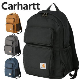 カーハート リュック CARHARTT レガシースタンダード ワークパック Legacy Standard Work Pack バック 男女兼用 正規 カジュアル リュックサック通学 通勤 旅行 おでかけ デイバック