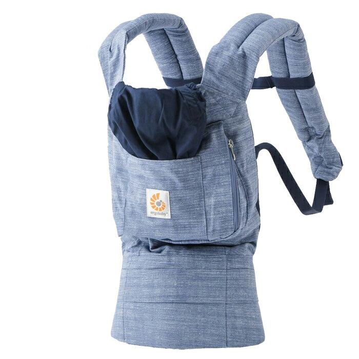 【クーポンでMAX10%,全品5%off】 エルゴベビー ベビーキャリア オリジナル Vintage Blue 【BCABLU】ERGO bab エルゴベビー 抱っこひも エルゴ 抱っこ紐 エルゴ 抱っこ紐 新生児 送料無料 エルゴベビー 正規品 出産祝い