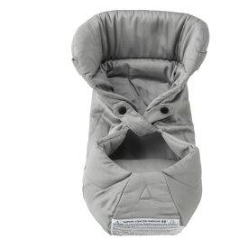 ERGO baby エルゴベビー インファントインサート Original Easy Snug Grey イージースナグ オリジナル グレー 出産祝い 新生児パッド エルゴ インサート 正規品 インファントインサート3
