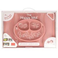 イージーピージーハッピーボウルHappyBowlezpzベビー食器ベビー子供お食事マットひっくり返らないミニマットシリコンマット離乳食幼児ご飯赤ちゃん出産祝い誕生日祝い