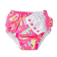 アイプレイ水着iplayスイムパンツRuffleSnapReusableSwimsuitDiaperBoyおむつ水遊びパンツ女の子用iplayベビースイムウェアアイプレイオムツ水遊びプールべビー赤ちゃん