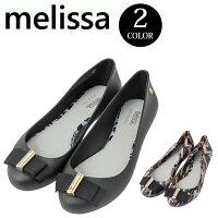 Melissaメリッサスペースラブ+ジェイソンウーSPACELOVE+JASONWUII靴ラバーシューズサンダルフラットぺたんこリボンメリッサパンプスレディース