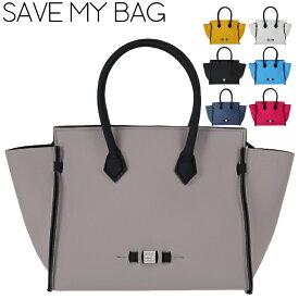 SAVE MY BAG セーブマイバッグ AMANDA アマンダ 【正規品】ウェット 丸洗い AMANDA LYCRA アマンダ ハンドバッグ レディース 超軽量 セイブマイバッグ