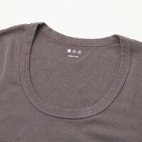 【メール便送料無料】スリードッツジェシカカジュアルショートスリーブUネックTシャツ