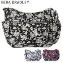 多彩なオリジナルデザインで人気のヴェラブラッドリー新作のショルダーバッグが入荷しました!おしゃれ感溢れる大人っぽいデザイン