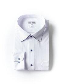 【P5倍+10%OFF】大きいサイズ メンズ長袖Yシャツ カラードビーパイピングセミワイド【チェックシリーズ】 アイシャツ 3L 4L 5L 6L 7L 8L 大きいサイズの店 フォーエル クールビズ