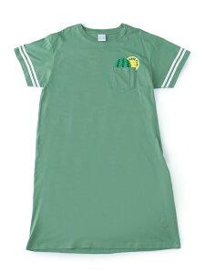 大きいサイズ レディース 3L 4L 5L Dip in Chocolate ポケット付き半袖ワンピース(スイカ) 大きいサイズの店 フォーエル