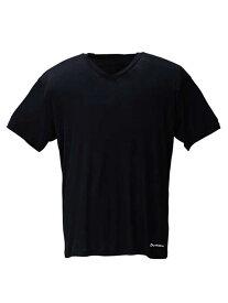 1PT−shirt 大きいサイズ メンズアンダーウェア PhitenVネック半袖Tシャツ ファイテン 3L 4L 5L 6L 8L 大きいサイズの店 フォーエル