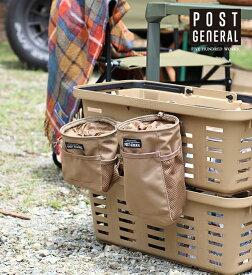 ポストジェネラル マルチパーパスハンギングバッグ エス(POSTGENERAL) MULTI PURPOSE HANGING BAG S / 5/14再入荷後発送 / 500WORKS.トイレットペーパー OUTDOOR アウトドアカバー ケース ホルダー キャンプ Creer/クレエ BAG/POUCH WPM