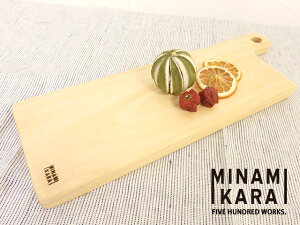 【500WORKS.】MINAMIKARA CUTTING ボード(D)【沖縄/手作り/天然木/カッティングボード/まな板/雑貨/キッチン】 Creer/クレエ