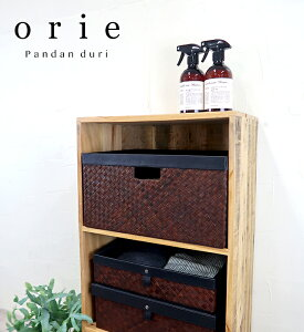 orieオリエ コンテナボックスLL (収納ボックス) 500WORKS.おしゃれ 大容量 カラーボックス 収納 インナーボックス Creer/クレエ