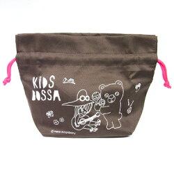 KIDSBOSSAランチ雑貨-弁当袋