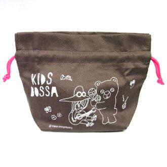 孩子的巴沙 KIDS BOSSA 便當袋