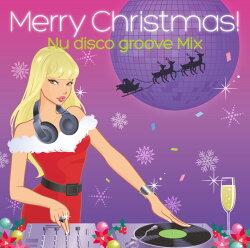 【クリスマスCD】MerryChristmas!NudiscogrooveMix【メール便送料無料】
