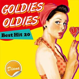 CD 試聴 GOLDIES OLDIES Best Hit 20 / Diana - ゴールディーズ オールディーズ ベストヒット20 / ダイアナ