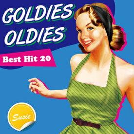 CD 試聴 GOLDIES OLDIES Best Hit 20 / Susie - ゴールディーズ・オールディーズ・ベスト・ヒット20 / スージー
