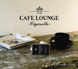 カフェ CD 試聴 cafe lounge Cigarette / Brasilia Slim - シガレット / ブラジリア・スリム [カフェラウンジ]