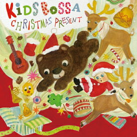 【CD】KIDS BOSSA CHRISTMAS PRESENT - キッズボッサ/クリスマスプレゼント 通常盤