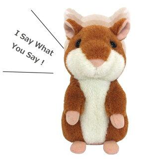 말하는 인형 다람쥐 [Chatter Mate/채팅/메이 트] チップマンク (다람쥐) 인 격화 박제