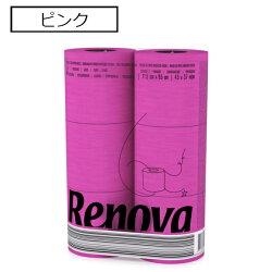 [Renova]6RollPack-レノヴァトイレットロール