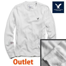 American Eagle アメリカンイーグル メンズ ロンT 長袖 ロングTシャツ ae322 アウトレット