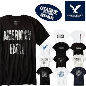 【American Eagle】アメリカンイーグルアメリカ限定品多数 メンズ AE 半袖 Tシャツ(ae77) アメカジ アメリカ ブランド