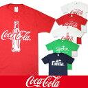 【ゆうパケット送料無料】コカコーラ メンズ Tシャツ COKE コカ・コーラ ファンタ スプライト 6種類 coke01