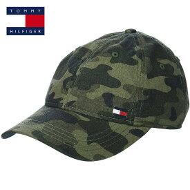 トミーヒルフィガー ベースボールキャップ 帽子 CAP HAT TOMMY HILFIGER t514 迷彩 カモフラ