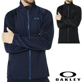 オークリー トレーニングウエアー ジャージ 速乾 吸汗 OAKLEY ブラック ネイビー oa259 XLサイズ有り ゴルフなどに