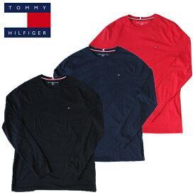 トミー ロンT TOMMY HILFIGER メンズ トミーヒルフィガー ロングTシャツ t541
