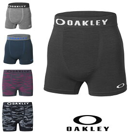 OAKLEY オークリー O-FIT ボクサーショーツ ボクサーパンツ oa318 ブラック グレー ネイビー 迷彩