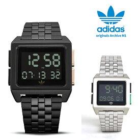 adidas originals アディダス オリジナルス 腕時計 ウォッチ ARCHIVE_M1 CK3106 CK108 並行輸入品 限定 ad19 ブラック/シルバー