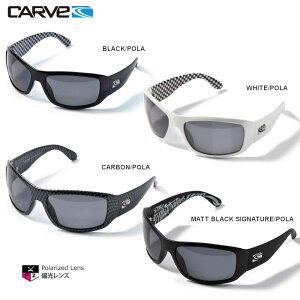 【CARVE】カーブ CHECKMATE チェックメイト/視界が鮮明になる偏光レンズ!流行最先端のデザイン! メンズサングラス 男性向け 偏光レンズ UVカット/4カラ