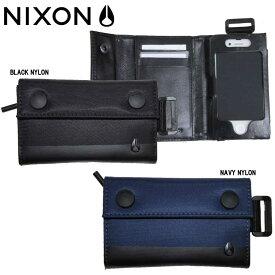 【NIXON】ニクソン CROWN IPHONE WALLET CASE/iPHONEケース アイフォンウォレットケース/2カラー【あす楽対応】