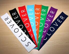 【scl-box-sticker】【SCLOVER】スクローバー2013-2014/BOX STICKER ボックスプリントステッカー/8カラー/【あす楽対応】