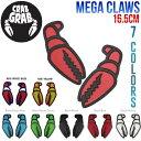 【CRABGRAB】クラブグラブ Mega Claws メンズスノーボードデッキパッド 滑り止め 7カラー