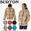 【BURTON】バートン2017春夏 Portal Jacket メンズジャケット ジップアップ フードジャケット 撥水加工 S・M・L 5カラー【あす楽対応】