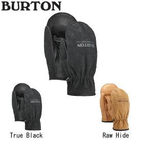【BURTON】バートン2019-2020 Men's WORK HORSE LEATHER MITTEN メンズ スノーグローブ 手袋 スノーボード ウィンタースポーツ 2カラー S・M・L・XL 【BURTON JAPAN正規品】【あす楽対応】
