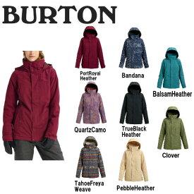 【BURTON】バートン 2018-2019 Womens Burton Jet Set Jacket レディース スノーウェア ジャケット アウター スノーボード XS・S・M 8カラー【BURTON JAPAN正規品】