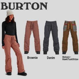 【BURTON】バートン 2018-2019 Womens Burton Veazie Pan レディース スノーパンツ ボトムス スノーボード XS・S・M 3カラー【BURTON JAPAN正規品】