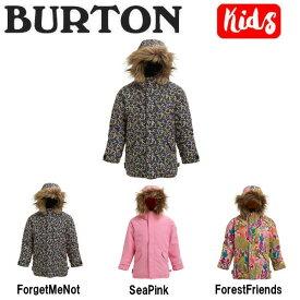 【BURTON】バートン 2018-2019 Girls Burton Toddler Aubrey Jacket キッズ 子供用 スノーウェア ジャケット アウター スノーボード 2T・3T・4T・5/6 3カラー【BURTON JAPAN正規品】