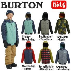 【BURTON】バートン 2018-2019 Boys Burton Game Day Jacket キッズ 子供用 スノーウェア ジャケット アウター スノーボード S・M・L 6カラー【BURTON JAPAN正規品】