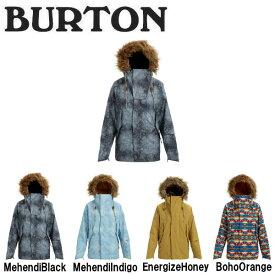 【BURTON】バートン 2018-2019 Womens Burton Zinnia Jacket レディース スノーウェア ジャケット アウター スノーボード XS・S・M 4カラー【BURTON JAPAN正規品】