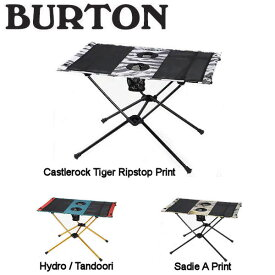 【BURTON】バートン2019春夏 Helinox x Burton Table One ヘリノックス コラボ テーブル キャンプ アウトドア 海水浴 ビーチ【あす楽対応】