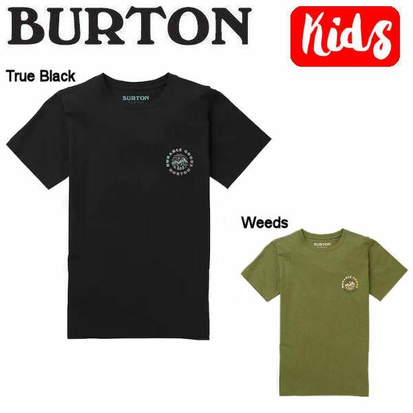 【BURTON】バートン 2019春夏 Boys' Burton Coope Short Sleeve T-Shirt キッズ Tシャツ 半袖 海水浴 ビーチ 2カラーXS S M L XL【あす楽対応】